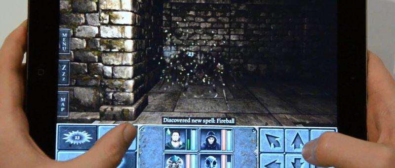Legend Of Grimrock Ios