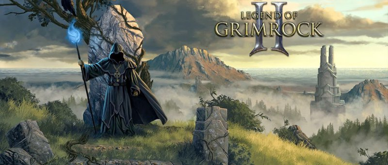 Legend Of Grimrock Uvodni