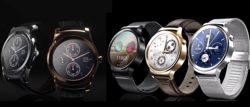 Lg Urbane Huawei Watch