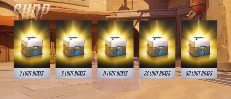 Loot Box Shop