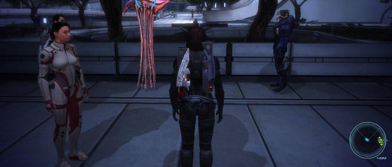 Mass Effect 1 2