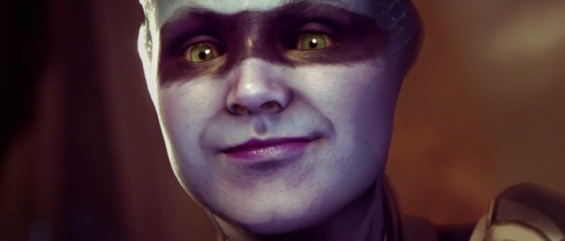 Mass Effect Andro 3