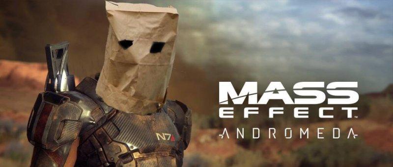 Mass Effect Andromeda 0