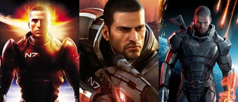 Mass Effect Uvodni