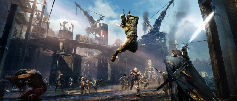 Middle Earth Shadow Of Mordor 1