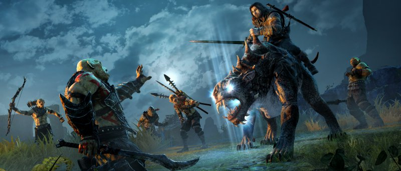 Middle Earth Shadow Of Mordor 2