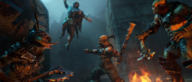 Middle Earth Shadow Of Mordor 5