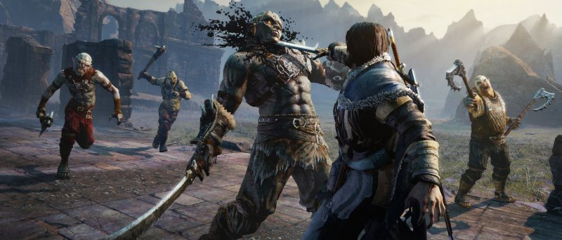 Middle Earth Shadow Of Mordor 6