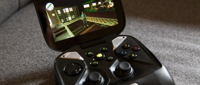 Nvidia Shield E 3 2014