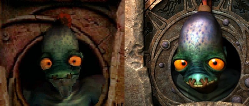 Oddworld 0