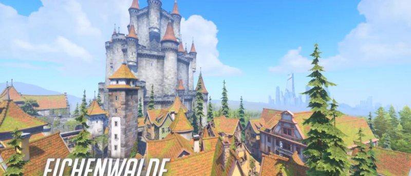 Overwatch New Map 5