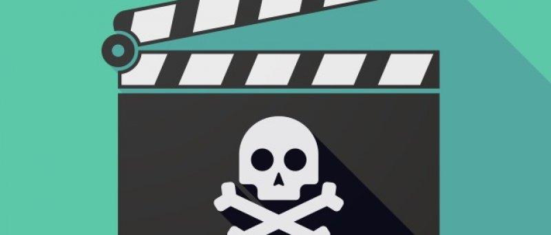 Pirate Clapperboard