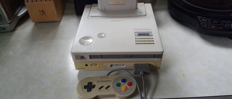Playstation Nintendo 1