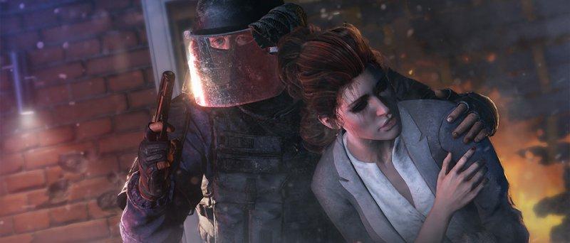 Rainbow Six Siege Screenshot 01