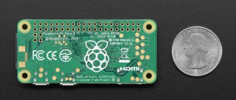 Raspberry Pi Zero W 02