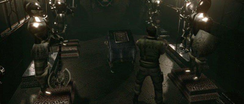 Resident Evil Remake Remaster 10
