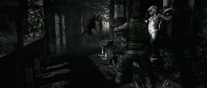 Resident Evil Remake Remaster 11