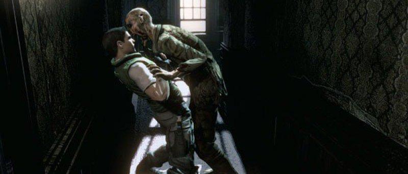 Resident Evil Remake Remaster 13