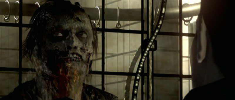 Resident Evil Remake Remaster 5