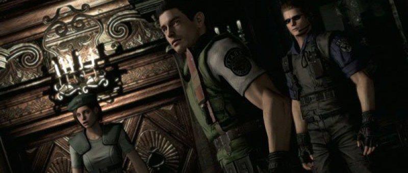 Resident Evil Remake Remaster 6