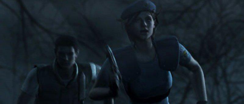 Resident Evil Remake Remaster 8