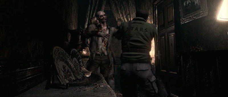 Resident Evil Remake Remaster 9