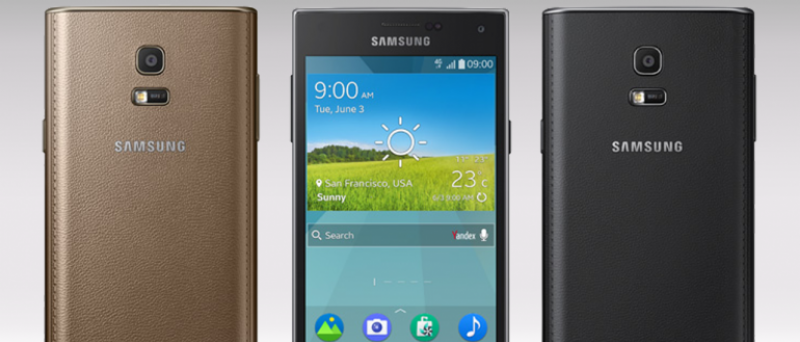 Samsung Z Tizen Smartphone