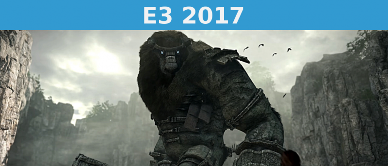 Shadow Of The Colossus E 3 Uvodni