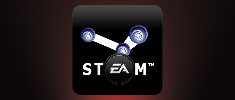 Steam Parody