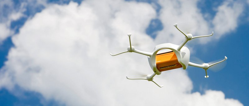 Swiss Post Drone 1