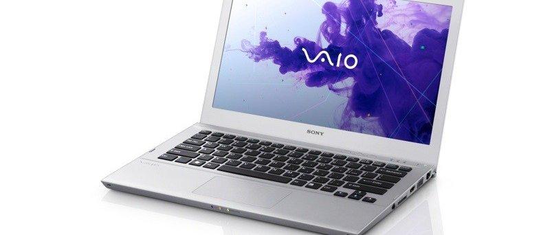 T13 Sony VAIO open