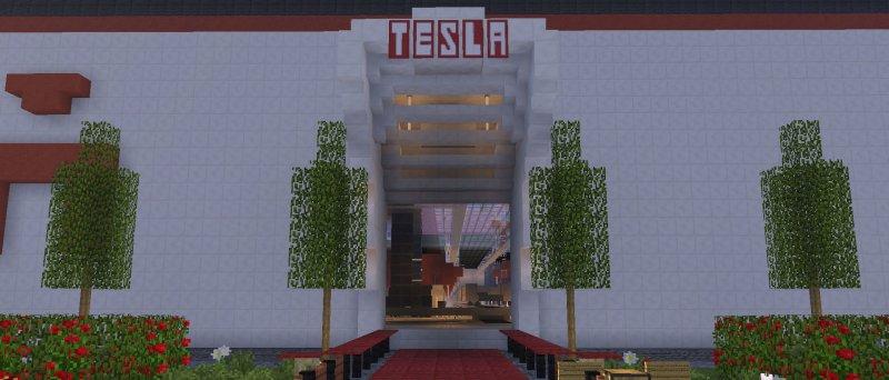 Tesca Minecraft 2