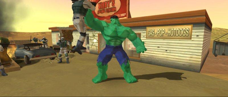 The Avengers Hulk 2003