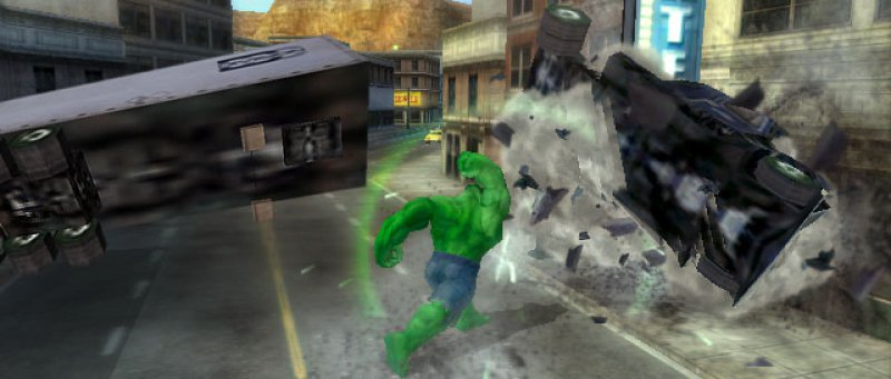 The Avengers Hulk 2005
