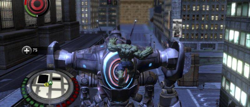 The Avengers Hulk 2008