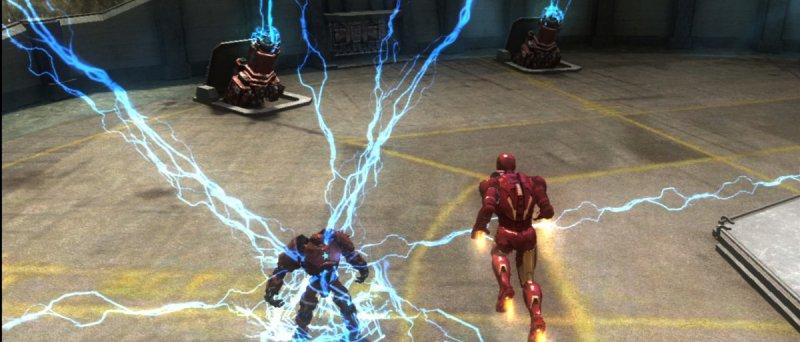 The Avengers Ironman 2