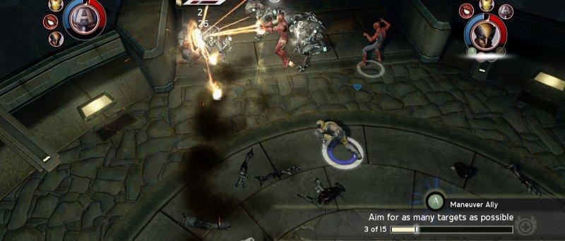 The Avengers Uvodni Ultimate Alliance 2