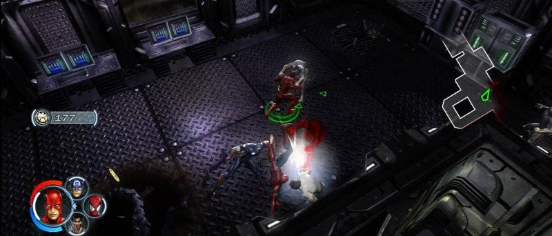 The Avengers Uvodni Ultimate Alliance