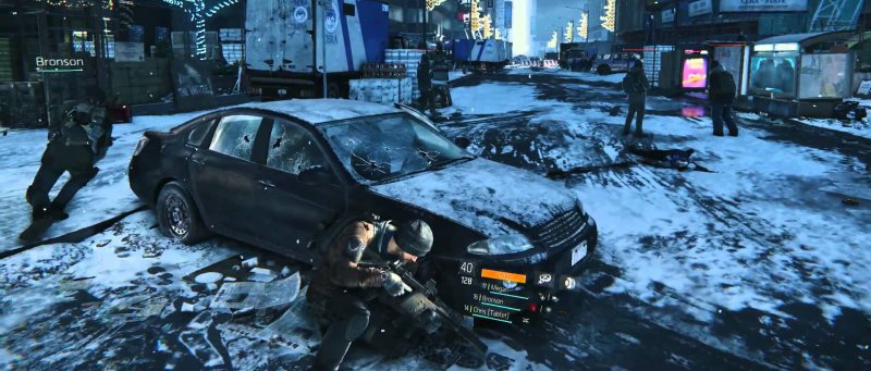 The Division Will Get First Xbox One Gameplay Demo At Gamescom 2014 Video 454468 10