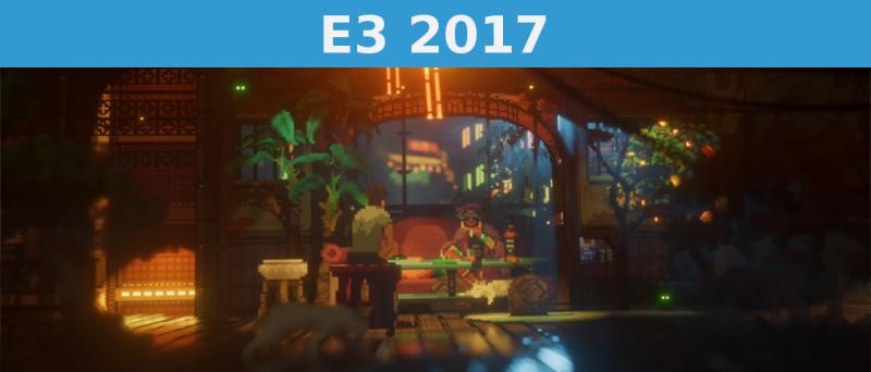 The Last Night E 3 2017 Uvodni