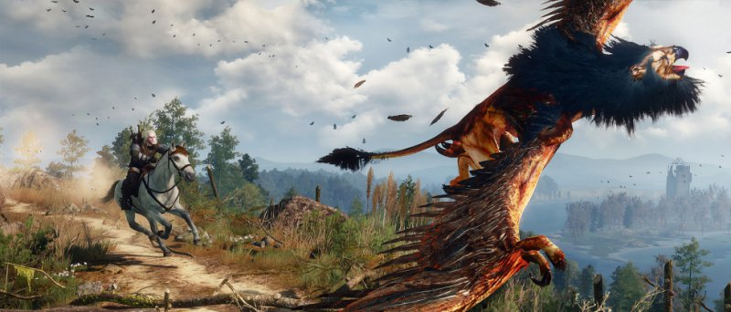 The Witcher 3 Wild Hunt Official 100