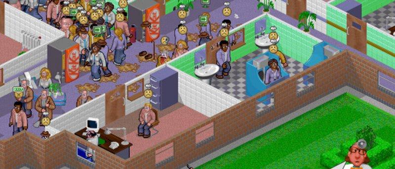 Theme Hospital 3