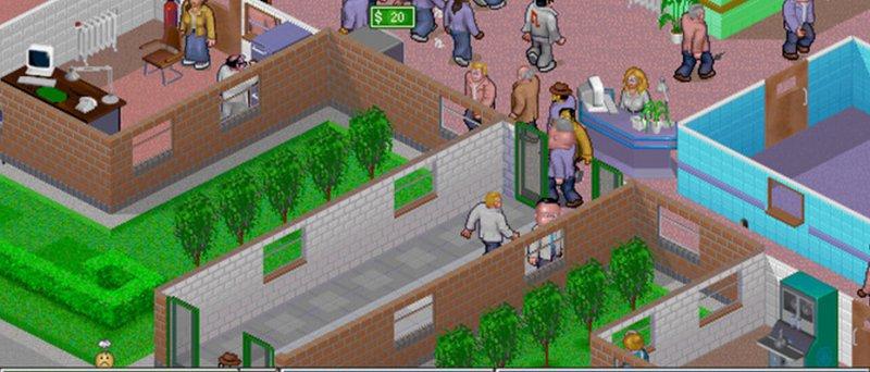 Theme Hospital 6
