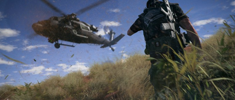 Tom Clancys Ghost Recon Wildlands 1