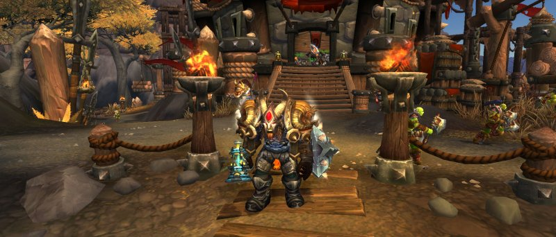 Warcraft Draenor 1