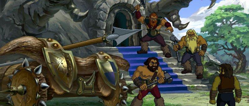 Warcraft Lord 6
