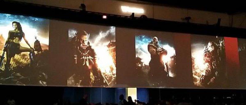Warcraft Movie Lineup 1
