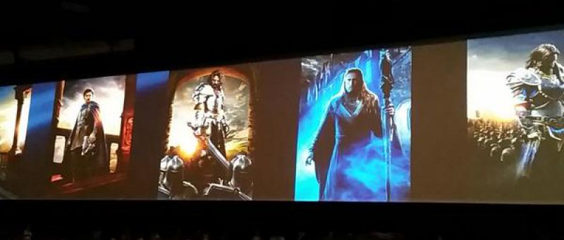 Warcraft Movie Lineup 2