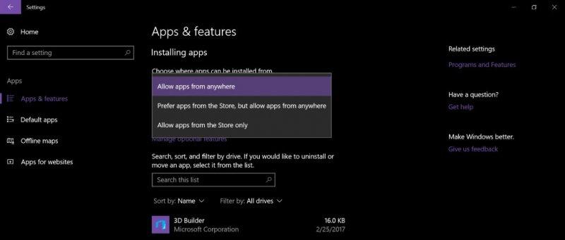 Windows 10 Autom 2