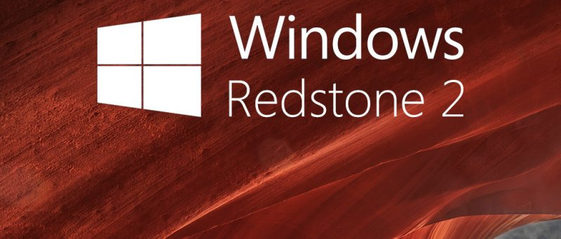 Windows 10 Hero Red Redstone 2